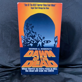 Dawn of the Dead (VHS)