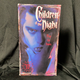 Children of the Night (VHS) Promo Copy