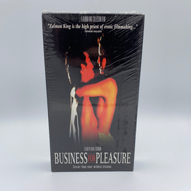 Business for Pleasure (VHS)  New / Factory Sealed
