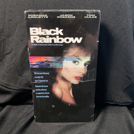 Black Rainbow (VHS) New / Factory Sealed