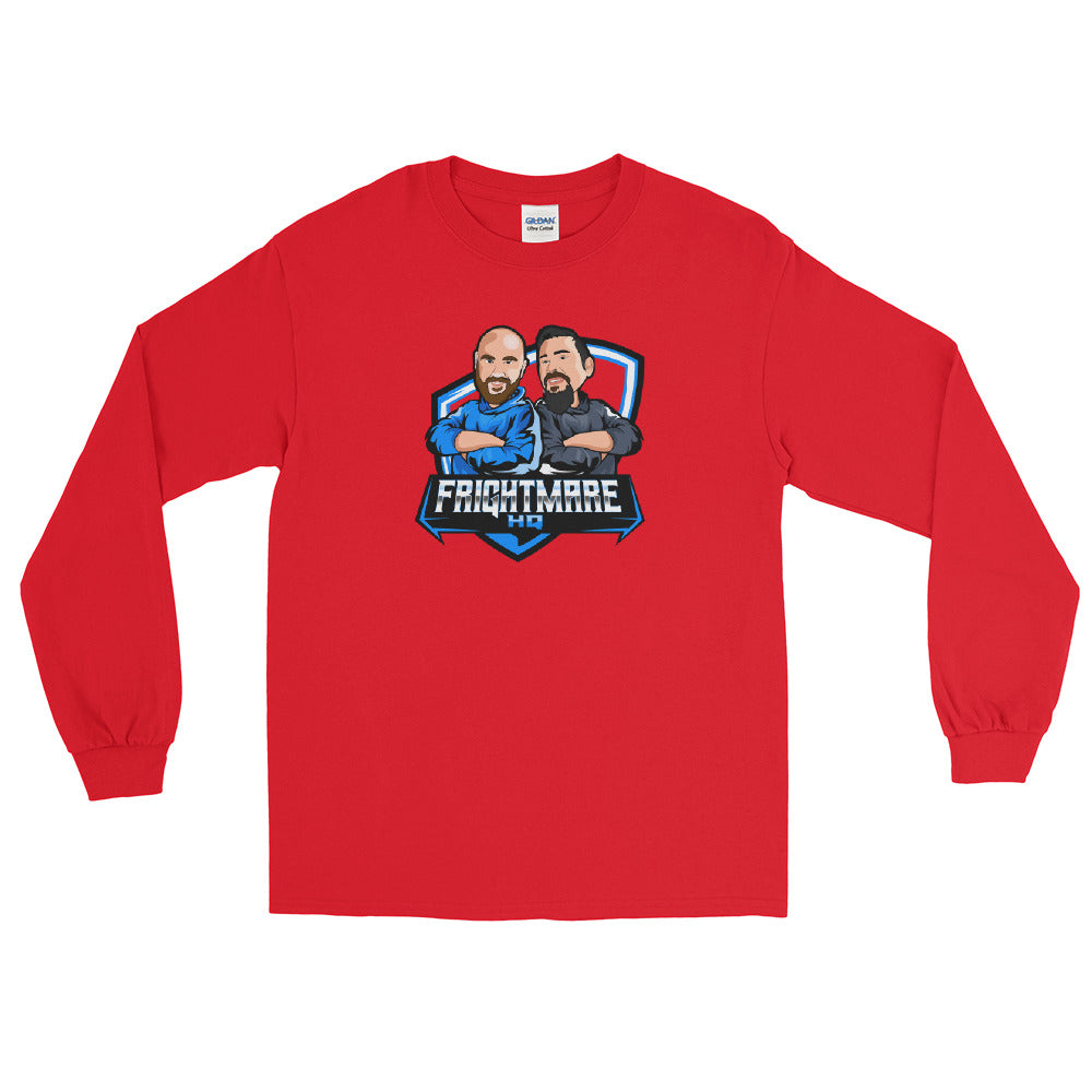 Frightmare HQ Long Sleeve T-Shirt - Frightmare HQ