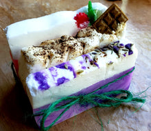 Load image into Gallery viewer, Yummy Bliss Sampler - All Natural Soap | Gift for her I Wife Gift | Birthday Gift - Basal Beauty