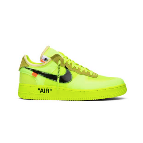 OFF-WHITE x Air Force 1 Low 'Volt'