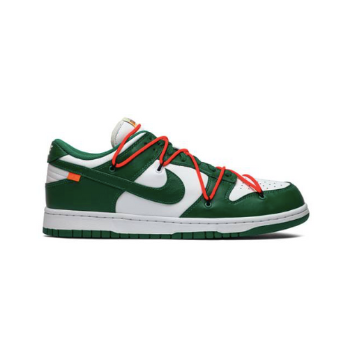 OFF-WHITE x Dunk Low 'Pine Green