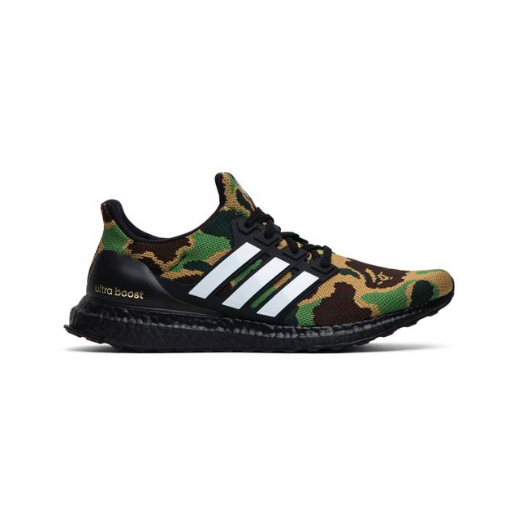 A Bathing Ape x UltraBoost 4.0 'Green Camo'