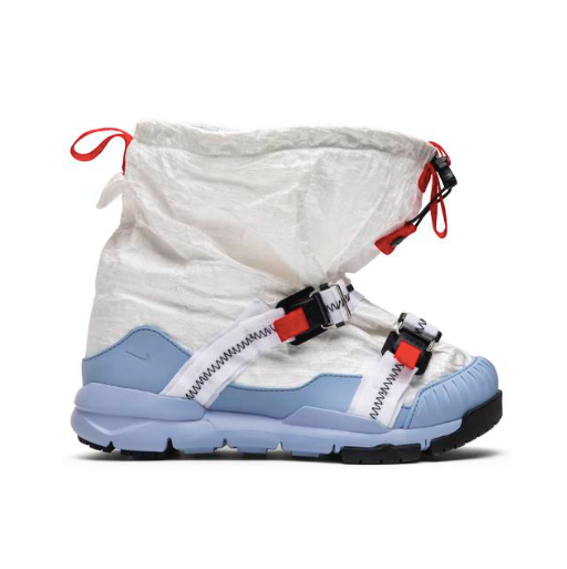 Tom Sachs x NikeCraft Mars Yard Overshoe 'White'