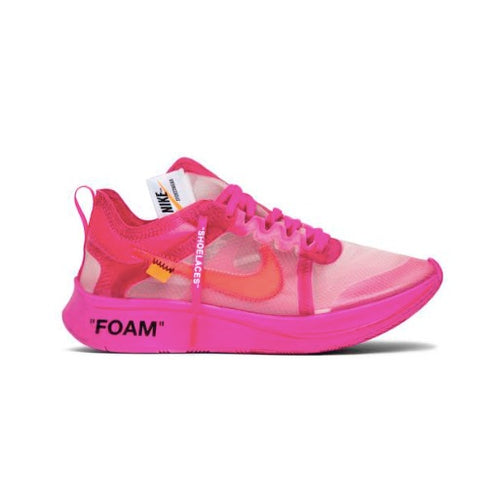 OFF-WHITE x Zoom Fly SP 'Tulip Pink'
