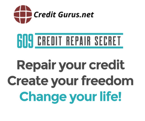 609 Credit Repiar Letter- Digital Download