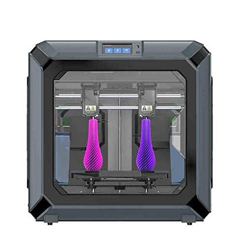 YBZS 3D Printer with Independent Dual-Nozzle