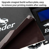 Creality Ender 3 Pro Removable Build Surface Plate