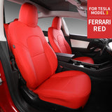 Car Seat Cover for Tesla Model 3