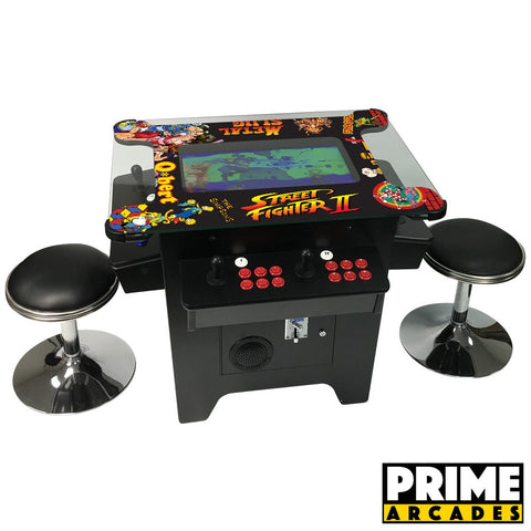 Arcade Machine 1162 Games in 1 with 80's and 90's Classics