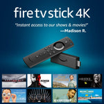 Fire TV Stick 4K streaming device
