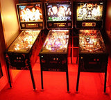 Custom Under Pinball Machine Cabinet / Pinball Backlight Kit - fits Any Pinball Machine