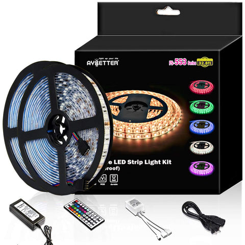 Led Strip Light w/ Remote Control