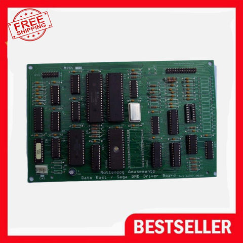 DMD Driver Board for Data East pinball machines DMD004