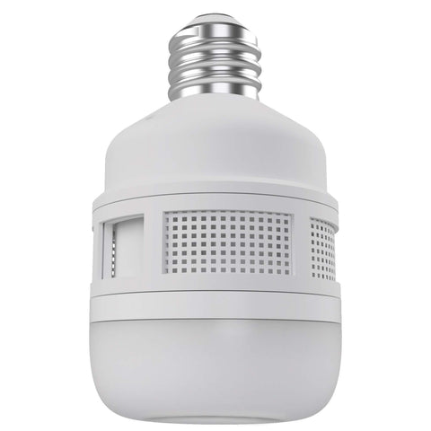 LED Light Bulb that Traps Flying Bugs