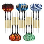 15 Pack Steel Tip Darts