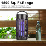 Defender Pro Mosquito Killer Electronic Insect Bug Zapper UV Light Kill Flying Pests
