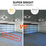 Bright LED Garage Lights