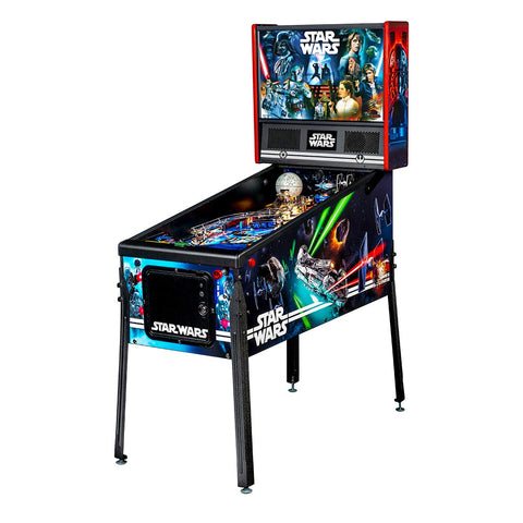 "Stern Star Wars ""The Pin"" Pinball Machine"