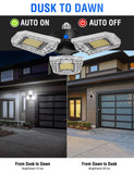 Super Bright LED Garage Ceiling Lights