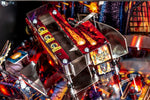 Knight Sword of Rage Arcade Pinball Machine, Premium Edition Catapult