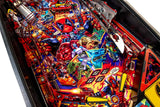 Deadpool Pinball Machine, Premium Edition Playfield with little Deadpool