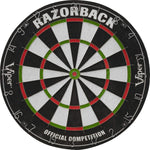 Official Competition Bristle Steel Tip Dartboard Set -Viper Razorback