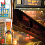 Pinball Pint Glass - Play This Iconic Arcade Game While You Down A Pint