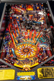 Knight Sword of Rage Arcade Pinball Machine Playfield -  Premium Edition