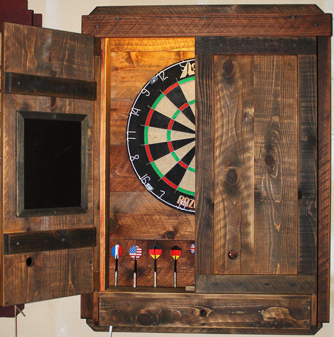 Dartboard Cabinet Light LED - Dart board Throw Line Laser - Electronic Cabinet