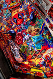 Playfield Stern Pinball Deadpool Arcade Pinball Machine, Premium Edition SuccessActive