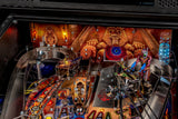 Stern Pinball Iron Maiden Legacy of the Beast Arcade Pinball Machine, Premium Edition top shots