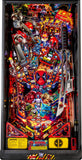 Deadpool Pinball Machine, Premium Edition Playfield