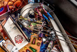 Stern Pinball Iron Maiden Legacy of the Beast Arcade Pinball Machine, Premium Edition ramp