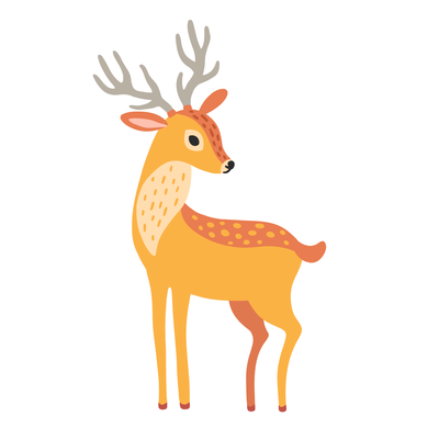 Forest animals - Personalize your product