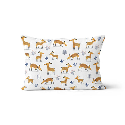 Deers (Élise Gravel) - minky pillowcase