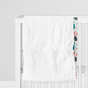 Plush world - bamboo muslin 4 layers