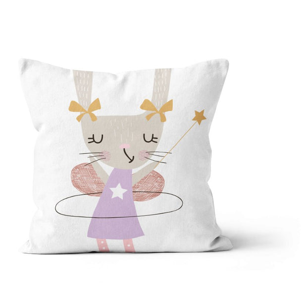 Starry godmothers - cushion cover