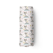 Flower crowns - bamboo muslin swaddle