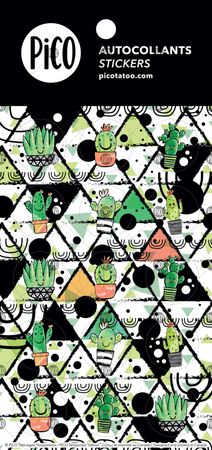 Stickers*** - Cactus - PICO tattoos