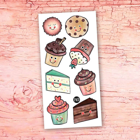 Children tattoos*** - Little cupcakes - PICO tattoos
