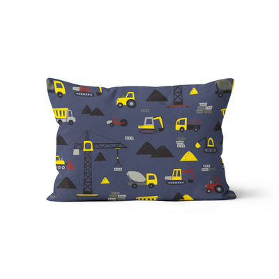 Building dreams - minky pillowcase