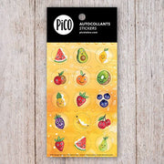 Stickers - Crazy fruits - PICO tattoos