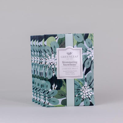 Scented sachet (small) - Shimmer Snowberry - Greenleaf