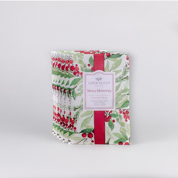 Scented sachet (small) - Merry Memories - Greenleaf