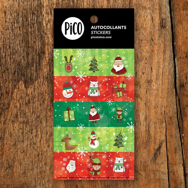 Stickers -   This is christmas - PICO tattoos