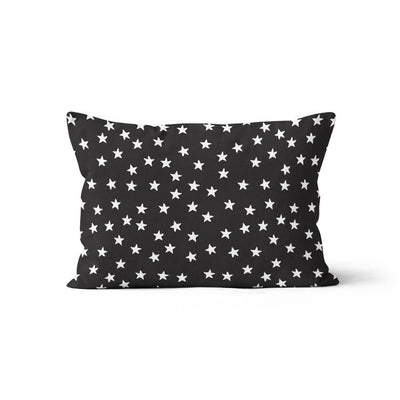 Starry night - minky pillowcase