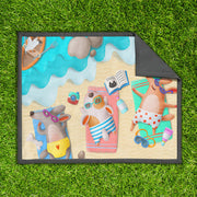 Under the Tuscan sun – play mat